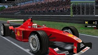 F1 Racing Championship (PC) Gameplay