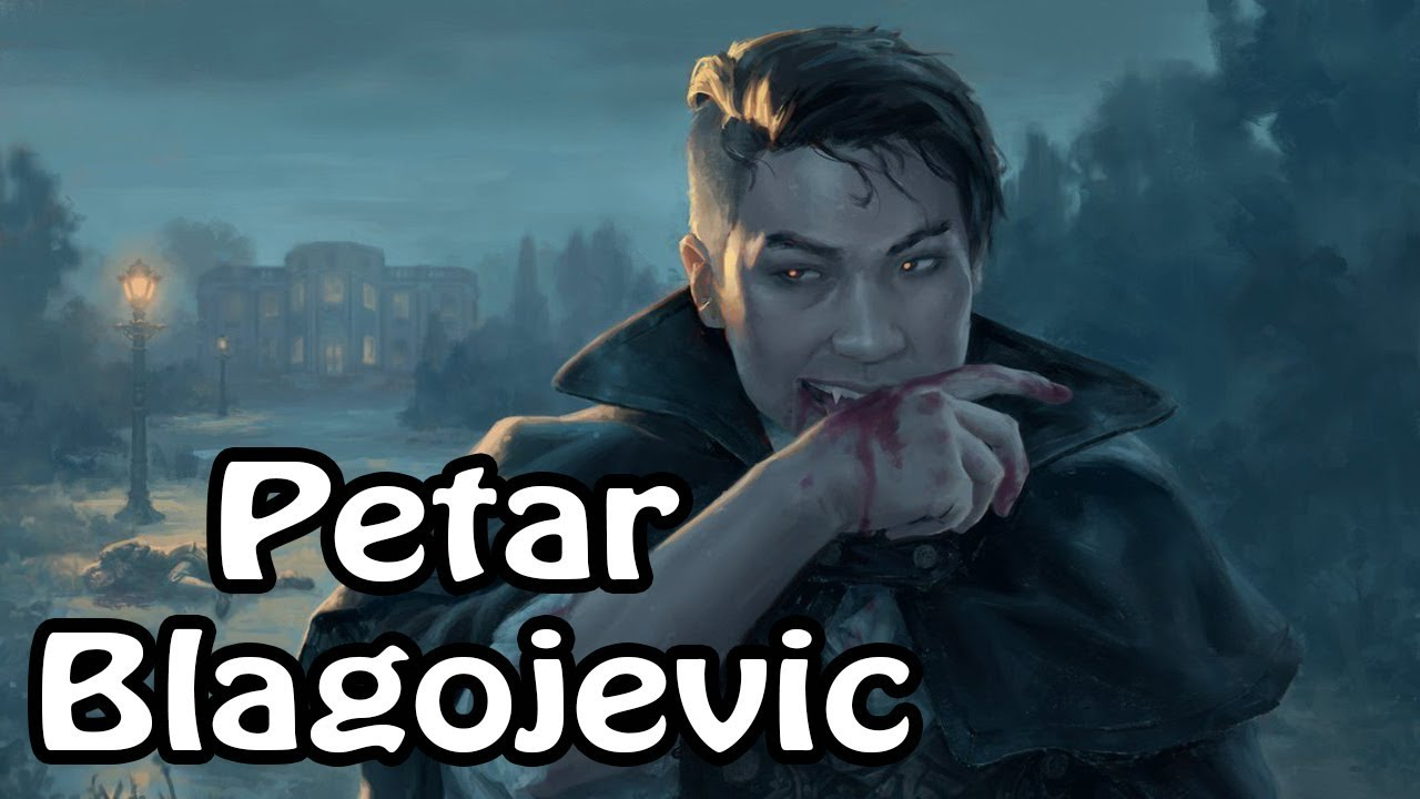 Petar Blagojević: The Murderous Vampire (Occult History Explained)