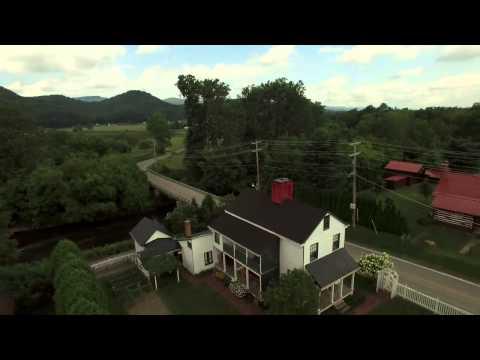 Beverly, WV Aerial by Robert Peak