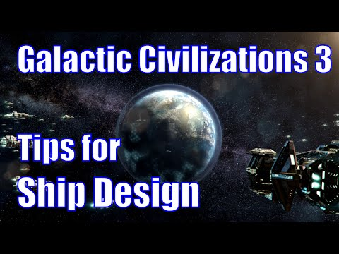 Galactic Civilization III - Ship design tips