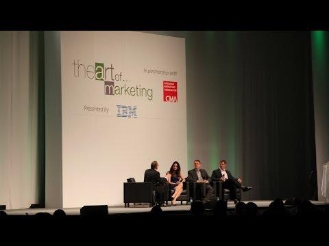 The Art of Marketing Toronto'13 - Executive Panel