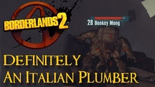 Borderlands 2 - Achievement Guide - Definitely an Italian Plumber