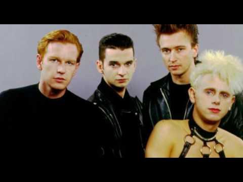 depeche mode top 10  canciones tecno