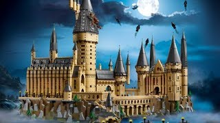 This NEW Harry Potter Hogwarts Castle Lego Set Is Pure MAGIC