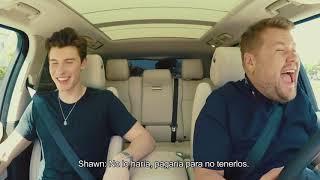 Shawn Mendes Carpool Karaoke || Parte 1 || Traducido al Español