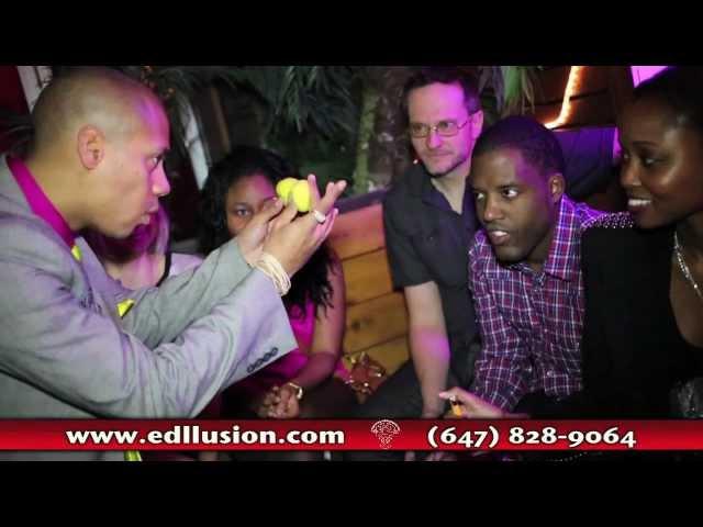 2013 Master of Nightclub mingle magic Edllusion