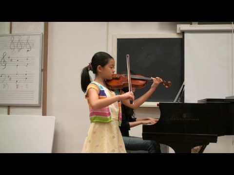 Excellent Seitz G Major Violin Concerto