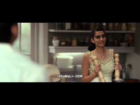 Aisha-Sonam argue with abhay deol