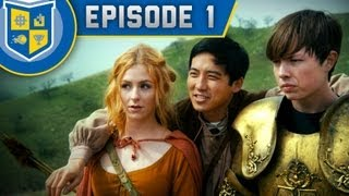 Video Game High School (VGHS) - S2: Ep. 1