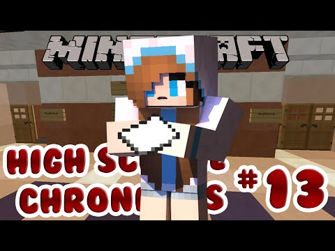 Auditions | High School Chronicles [Ep.13 Minecraft Roleplay]