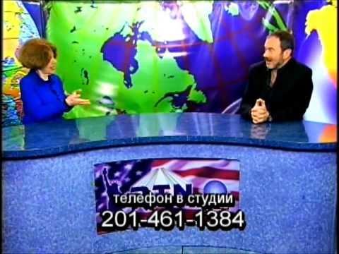 Dr Movshovich Interview with Maya Pritsker 2/7/2014