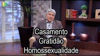 Casamento / Gratidão / Homossexualidade - Trocando ideias 060