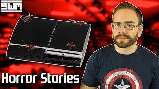 My Video Game Repair Horror Stories