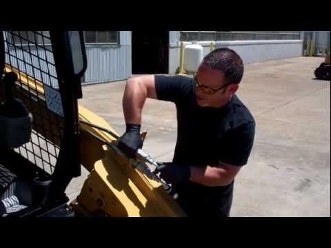 how-to-release-auxiliary-hydraulic-pressure-on-a-cat-256c-skid-steer-loader