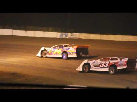 STUART SPEEDWAY 7/3/2016 LATE MODEL FEATURE (6865-68)