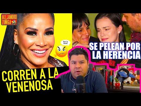 Confirman Que La Venenosa Fue Corrida Y Reclaman Herencia Del Principe Youtube