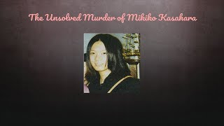 This is a video about Mikiko Kasahara. Kendall Rae's Channel: https...