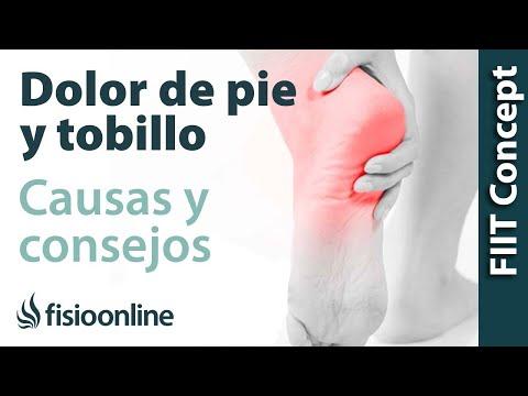como aliviar el dolor de gota en el tobillo