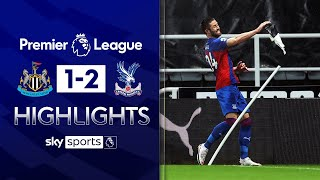 Cahill nets winner after TWO long-range stunners! | Newcastle 1-2 Crystal Palace | EPL Highlights