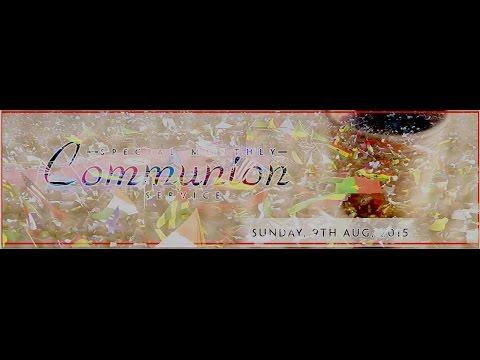 Live Streams-Bishop David Oyedepo-Special Communion Services