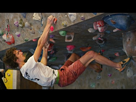 Competition Climbing With Adam Ondra | Part 1