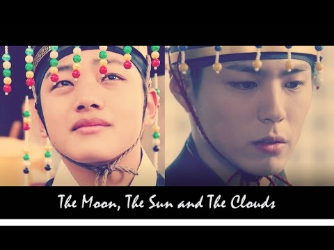 [FMV] The Moon, The Sun and The Clouds - Park Bo Gum x Kim Yoo Jung x Yeo Jin Goo | 박보검 x 김유정 x 여진구