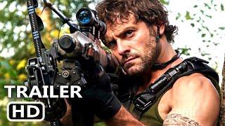 NITRO RUSH Trailer (2021) Action, Drama Movie