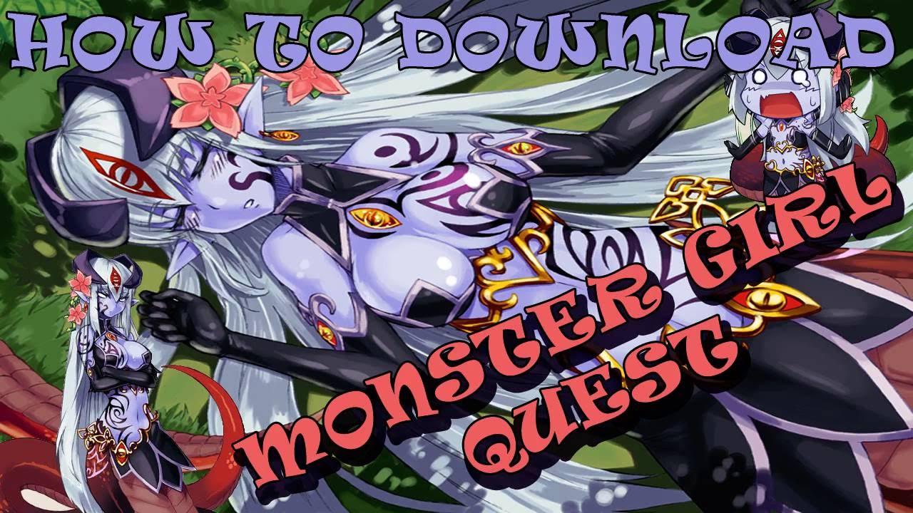 Monster girl games