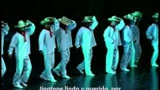 Gambar cover La mora limpia ballet folklorico nicaraguense