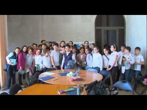 Yerevan of My Dreams Educational Program At the Cafesjian Center for the Arts