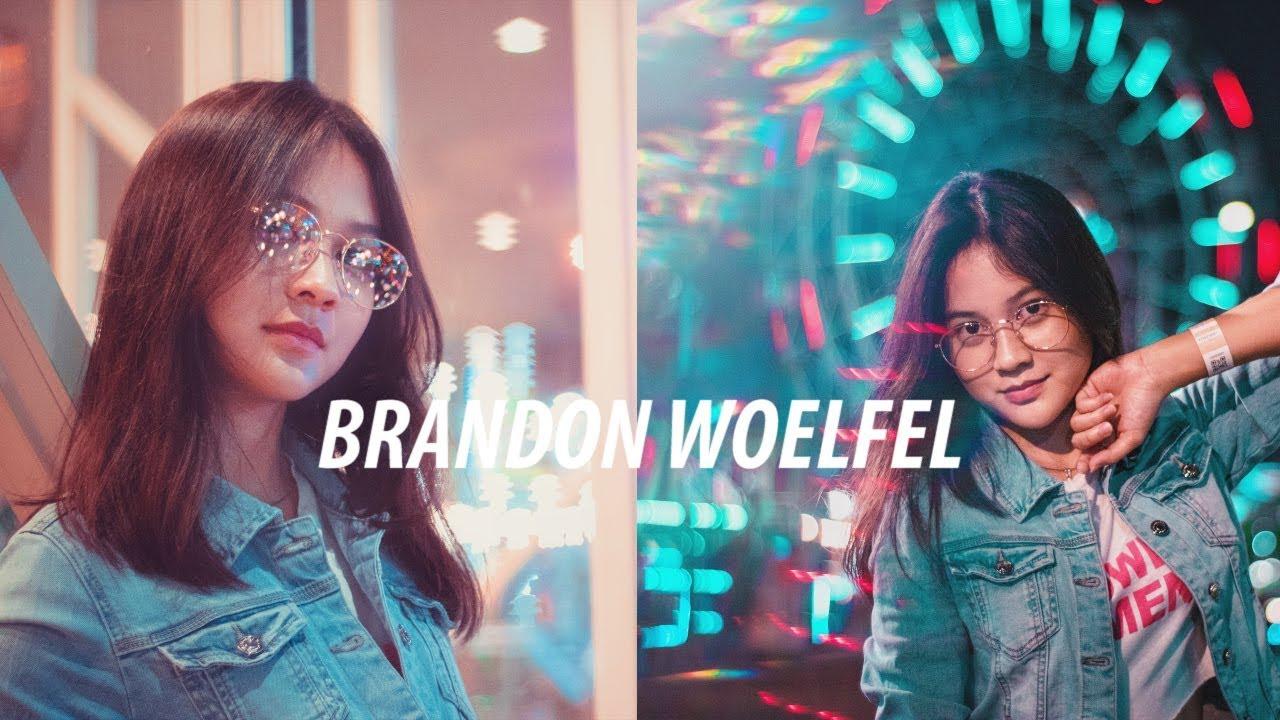Tutorial Cara Membuat Tone Seperti Brandon Woelfel