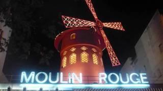 MOULIN ROUGE FEERIE + BELLE LES FILLES DU MOULIN PAR OLIVIER