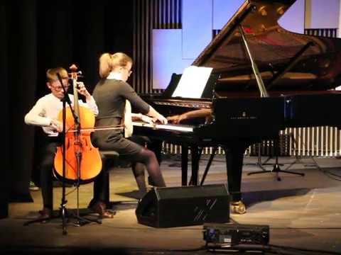 PianoGuys - Kung Fu Piano: Cello Ascends