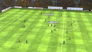 Hull Vs Newcastle - Gouffran Goal 90 Minutes