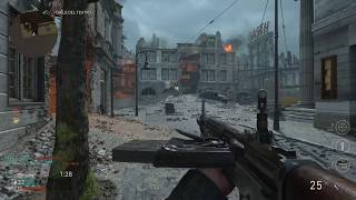 Call of Duty  WWII Multiplayer BETA Gameplay on GTX 1060 6GB