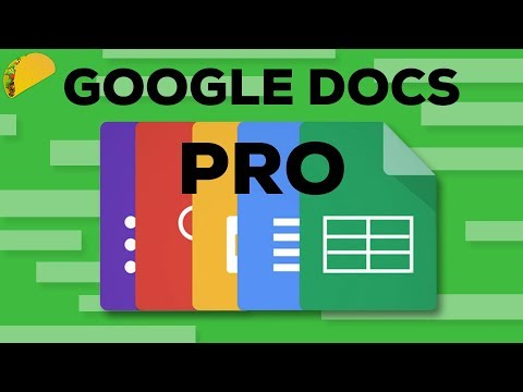 Google Docs - How To Master In 6 Minutes