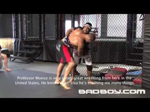 Junior Cigano dos Santos Training for UFC 103