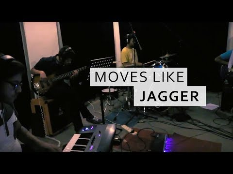 Moves like Jagger [Live Sessions]