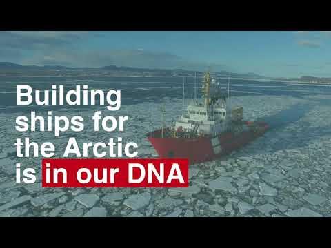 The National Icebreaker Centre Is Canada's Polar Hub.