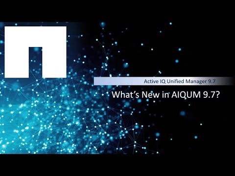 What's New in Active IQ Unified Manager 9.7?