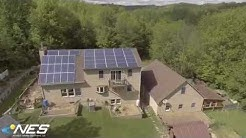 Solar Installation in LaFayette, NY