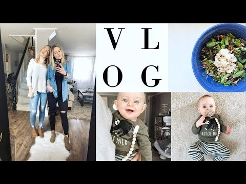VLOG | Ulta Haul, Healthy Grocery Haul, Date Night & More! thumbnail