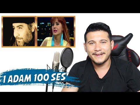 1 ADAM 100 SES (Ahmet Kaya,Yıldız Tilbe )