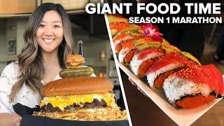Giant Food Time
