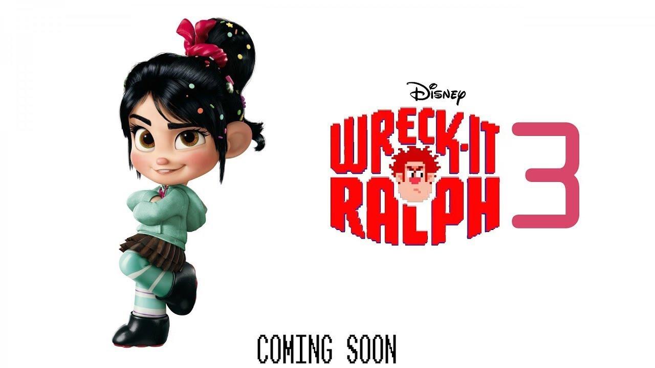 Wreck It Ralph 3 Official Teaser Trailer Summer 2020 - YouTube Wreck It Ralph Trailer