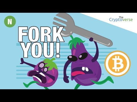 How To Profit 📈 From The Upcoming Bitcoin Hard 🍴 Fork Of Bitcoin Cash Vs Segwit (The Cryptoverse)