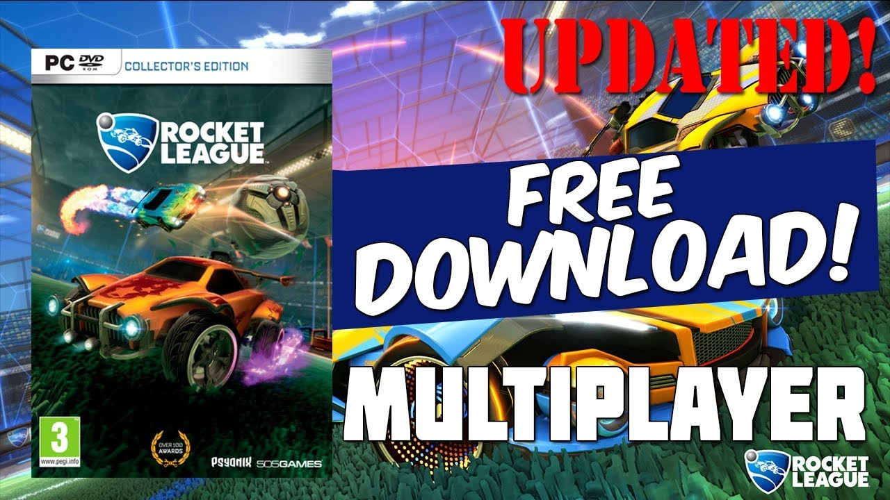 Download Rocket League PC + Full Game Crack for Free ...
