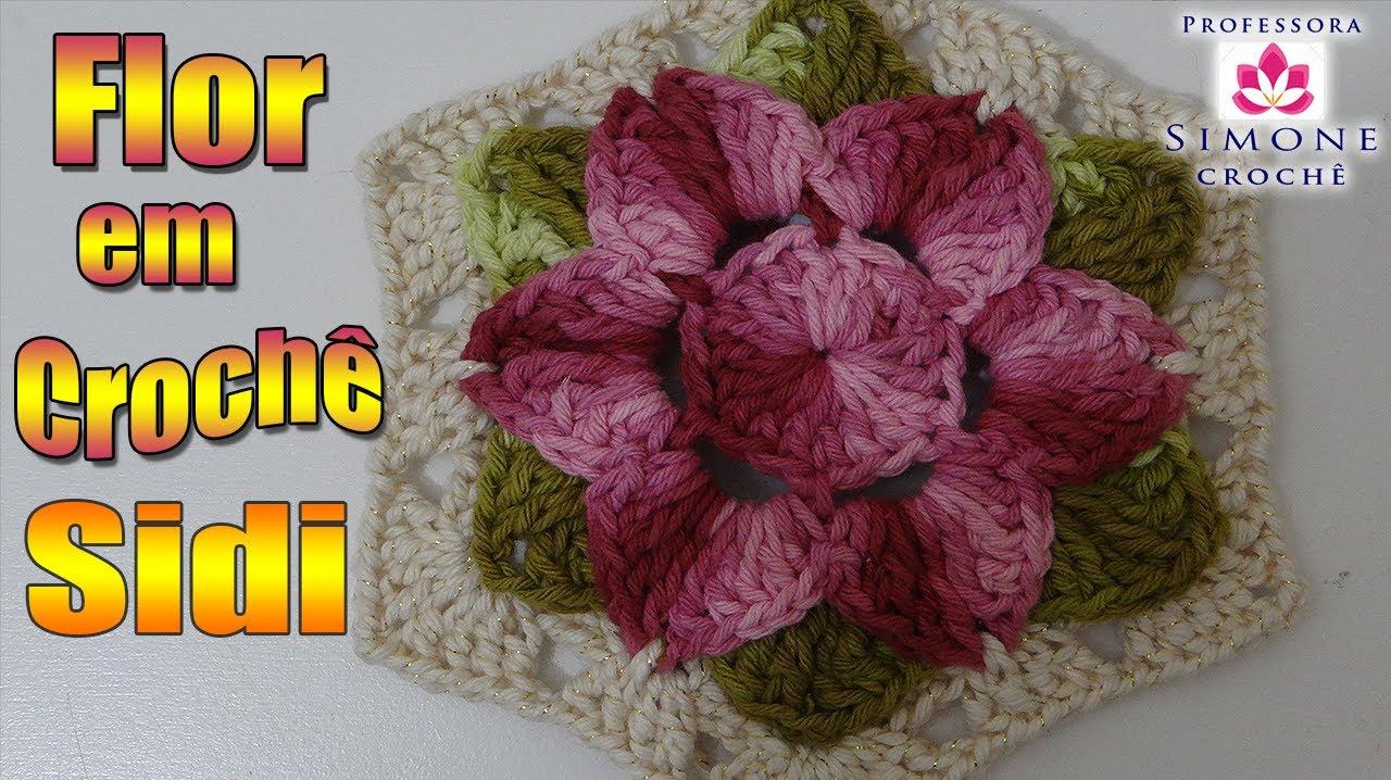 Tapete crochet flores coloridas car interior design for Tapetes de crochet