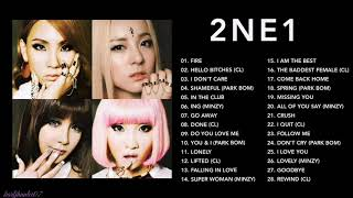 [PLAYLIST] 2NE1 2009-2020