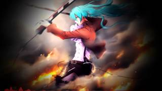 Repeat youtube video Attack ON Titan feat. Hatsune Miku [ dj-Jo Remix ]